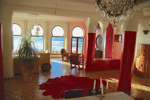 luxury villa seaview casablanca mohammedia