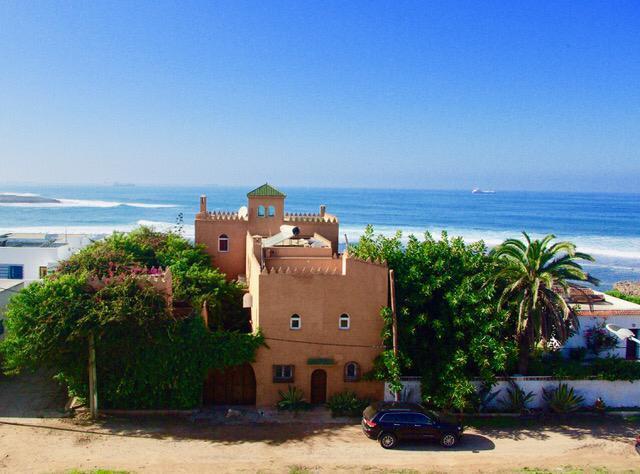 luxury villa seaview mohammedi