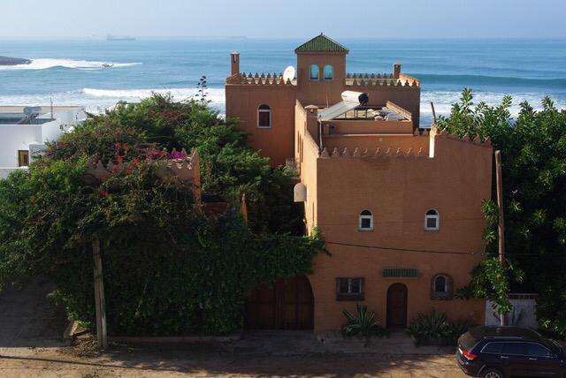 luxury villa seaview casablanca