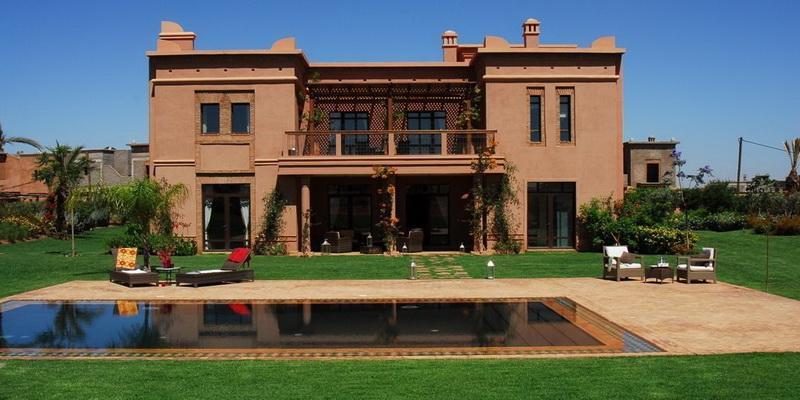 renovation construction villa maroc